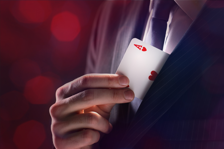 Close up magic can be the talk of your next corporate event.