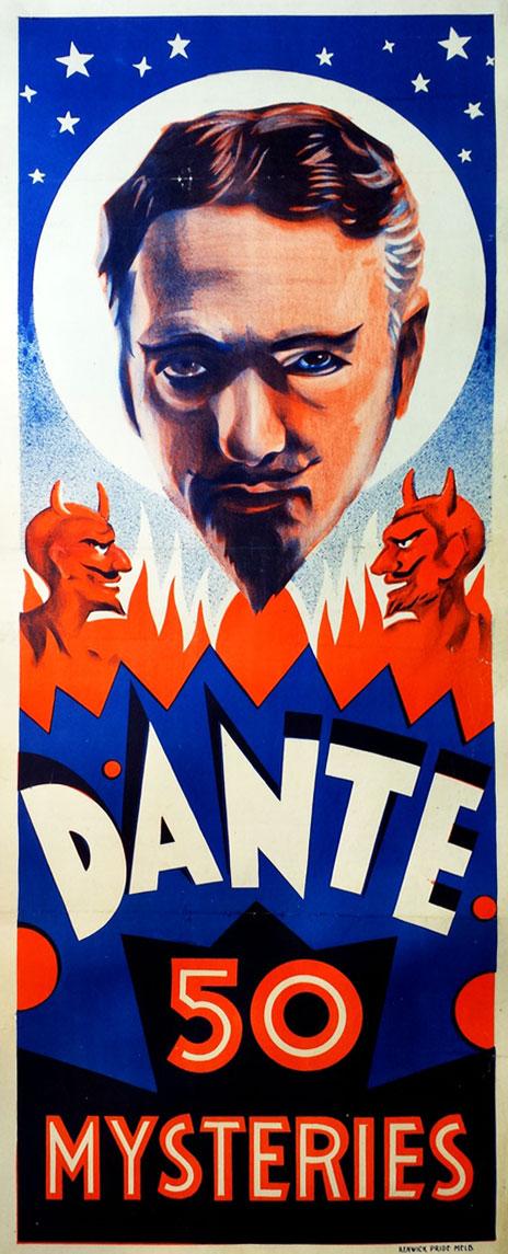 Dante 50 Mysteries