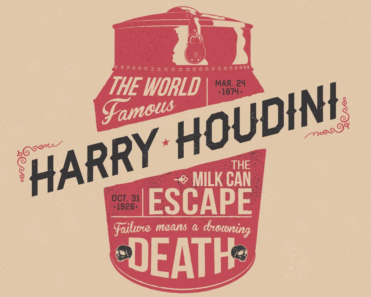 Harry Houdini Magic By Mio
