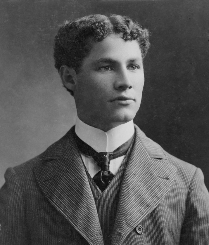 Theodore Hardeen black and white photograph